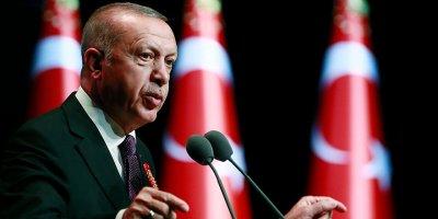 Cumhurbaşkanı Erdoğan'dan barolara sert tepki