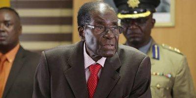 Robert Mugabe 95 yaşında öldü
