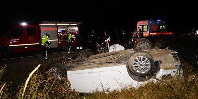 Kastamonu'da feci kaza: 2 ölü 2 yaralı