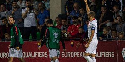 Milli takımımız Moldova'yı ezdi