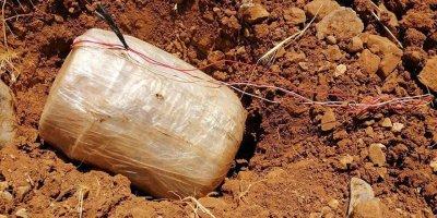 Pençe-3 Harekatı'nda patlayıcılar imha edildi