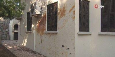 KKTC'de mühimmat deposu patladı