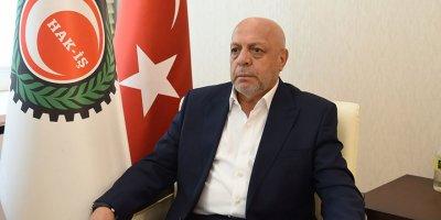 Mahmut Arslan: Antidemokratik müdahaleleri reddediyoruz