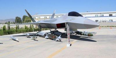 Milli Muharip Uçak görücüye çıkıyor