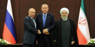 """""""Suriye'de PKK-PYD varlığı huzura engel"""""""
