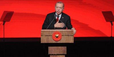 Cumhurbaşkanı Erdoğan: İki haftanız var