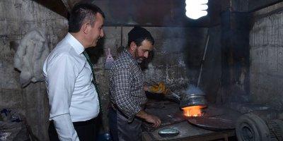 Onlar Ankara Kalesi'nin birer çınarı