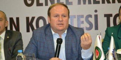 ÖZ İPLİK İŞ Sendikası Genel Başkanı Rafi Ay: Kimseye pabuç bırakmayız