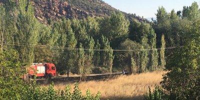 Ankara'daki orman yangınları korkuttu
