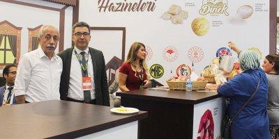 Özkan: Ürünlerimiz Kırıkkale'ye hastır