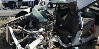 Bitlis'te feci kazada 3 kişi hayatını kaybetti