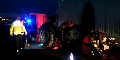 Kırıkkale'de kaza: 3 yaralı