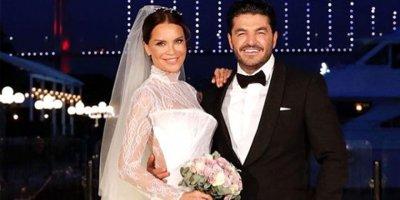 Ebru Şallı evlendi