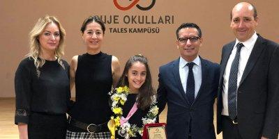 Ankara'nın gururu Nurgül 3 madalya ve 1 kupa ile döndü