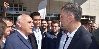 Milli Eğitim Bakanı Ziya Selçuk Kızılcahamam'da