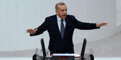 Cumhurbaşkanı Erdoğan TBMM'de önemli mesajlar