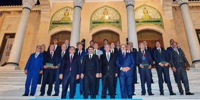Başkent'te büyükelçilikler resepsiyonu