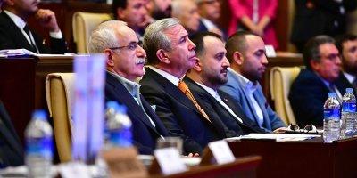 Ankara Kent Konseyi 2. kez toplandı