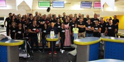 Kadına güç ve moral veren Bowling Turnuvası