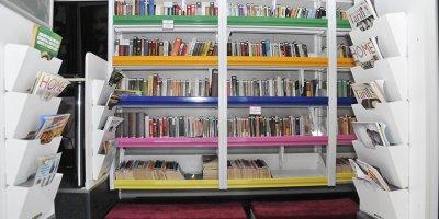 Gezici kütüphane Mamak'a geliyor