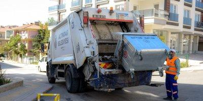 Altındağ'da temizlikte yenilik