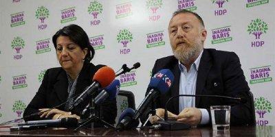 """HDP'li milletvekillerine """"Barış Pınarı Harekatı"""" soruşturması"""