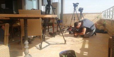YPG gazetecileri hedef aldı
