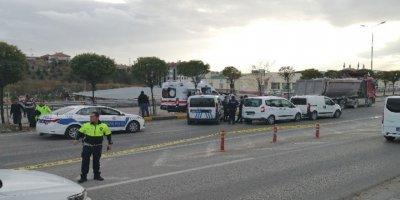 Akyurt'ta yaşlı adam kazada hayatını kaybetti
