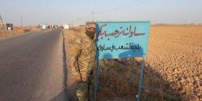 Tel Abyad'ın Suluk beldesi teröristlerden alındı