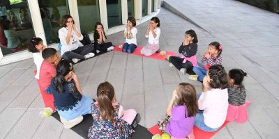 Ankara Büyükşehir kız çocuklarını unutmadı