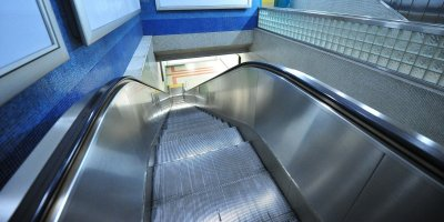 Büyükşehir'den 'yürüyen merdiven' açıklaması