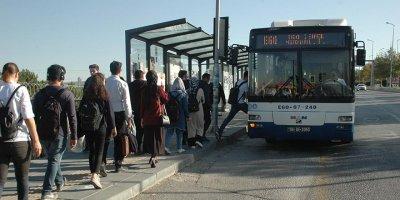 Hacettepe Üniversitesi öğrencileri solo otobüs hizmetinden memnun