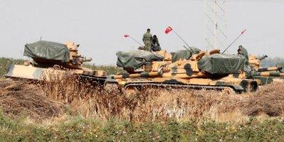 Barış Pınarı Harekatı'nda öldürülen terörist sayısı açıklandı