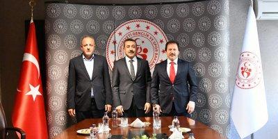 Eryaman Stadı için ortak kullanım protokolü imzalandı