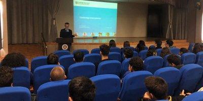 Ankara Üniversitesi'nden Global farkındalık
