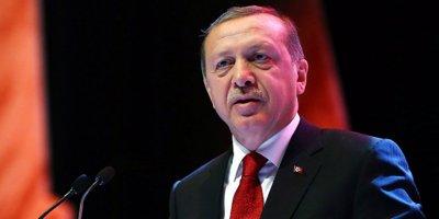 Erdoğan: Teröristlerle masaya oturmayacağız