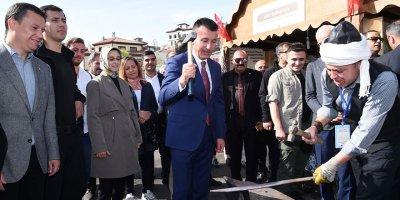 Balcı: Ankara Kalesi'ni canlandıracağız