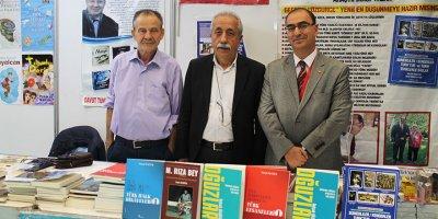 Silsüpür'ün kitapları Ankara Kitap Fuarı'nda