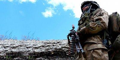 Pençe Harekatı'nda 4 terörist öldürüldü