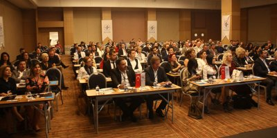 Prof. Hüseyin Bağcı İş Dünyasına Dış Politikayı Anlattı