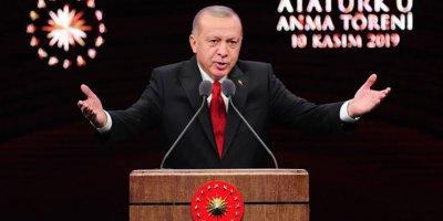 Erdoğan'dan Atatürk istismarcılarına çok sert tepki