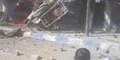Tel Abyad'a saldırı: 8 ölü, 20 yaralı