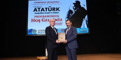 Etimesgut'ta Orjinal Atatürk Fotoğrafları Sergisi açıldı