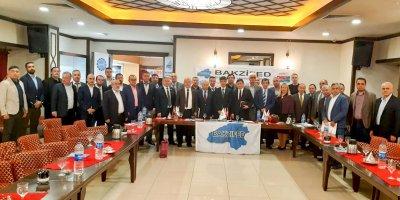 Batı Karadenizli İş İnsanları Ankara'da