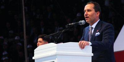 Fatih Erbakan genel başkan seçildi