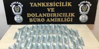Ankara polisi ve jandarmasından dolandırıcılara ortak operasyon
