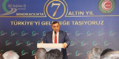 Mustafa Toruntay: Sosyal sendikacılığı uygulayan ilk sendikayız