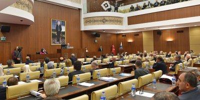 Ankara Büyükşehir Belediyesinde bütçe görüşmeleri sona erdi