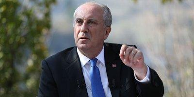 Muharrem İnce, CHP Genel Merkezini suçladı