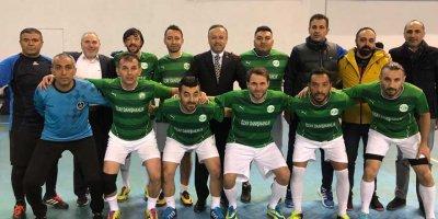Öğretmenlerin şampiyonu Kırşehir